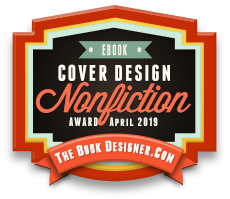 e-Book Cover Design Award for Non-Fiction, April 2019