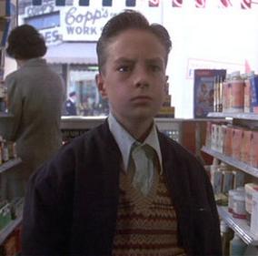 Adam Faraizl as Eddie Kaspbrak from the 1990 mini-series of IT