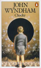 Chocky (cover)