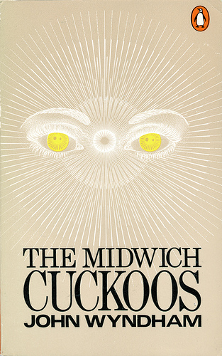 The Midwich Cuckoos by John Wyndham Out of Print Paperback 1960