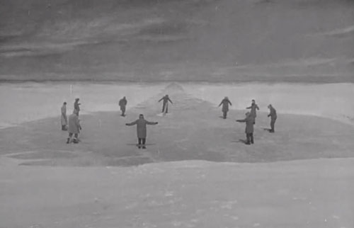 The Thing (1951) UFO